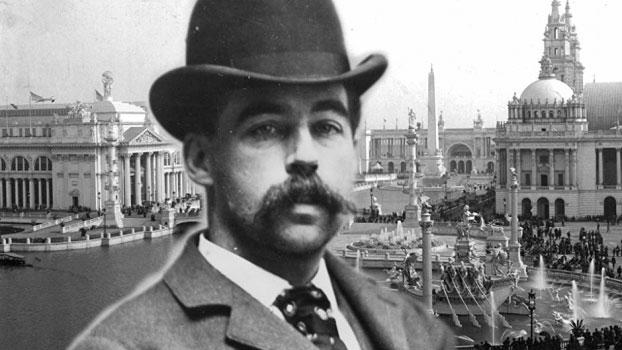 H.H.Holmes tên thật là Herman Webster Mudgett.
