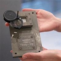 Đá Mặt trăng trong sứ mệnh không gian của Liên Xô cũ rao bán với giá 1 triệu USD