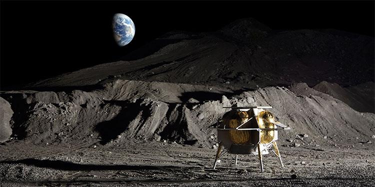 NASA sẽ quay lại Mặt trăng trong thời gian tới