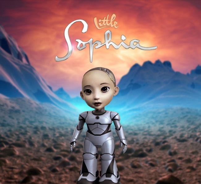 Little Sophia.