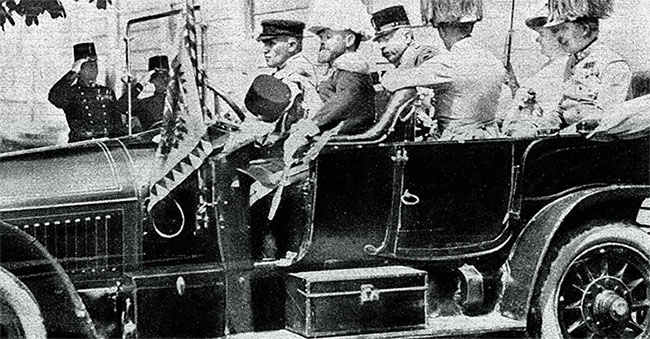 Nhiều người chủ từng sử dụng chiếc xe mà Thái tử Ferdinand ngồi khi bị ám sát đều gặp những điều không may mắn.