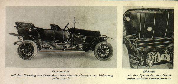 Nhiều người cho rằng, chiếc xe Double Phaeton đời 1910 dường như vướng phải một lời nguyền đáng sợ