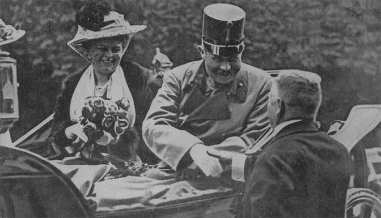 Thái tử Áo-Hung Franz Ferdinand