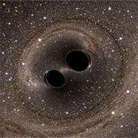 Vụ va chạm hố đen lớn nhất cách 9 tỷ năm ánh sáng