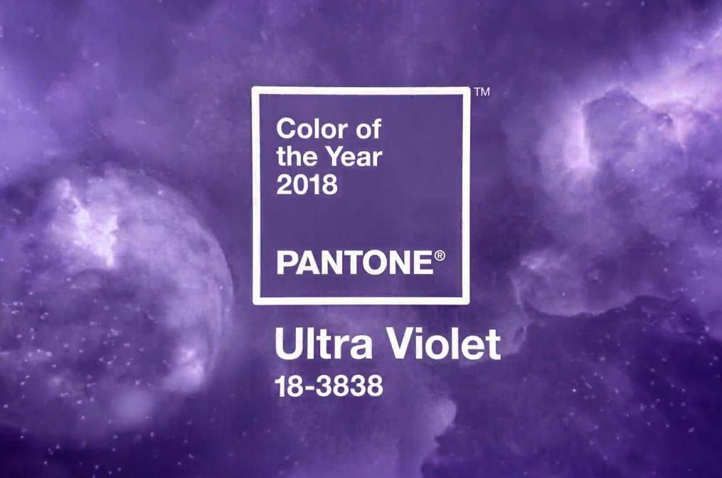 ANTONE 18-3838 Ultra Violet