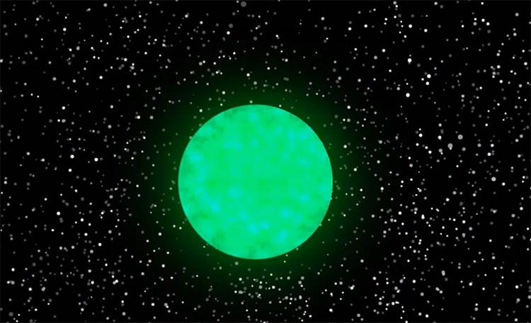 Màu của Mặt trời
