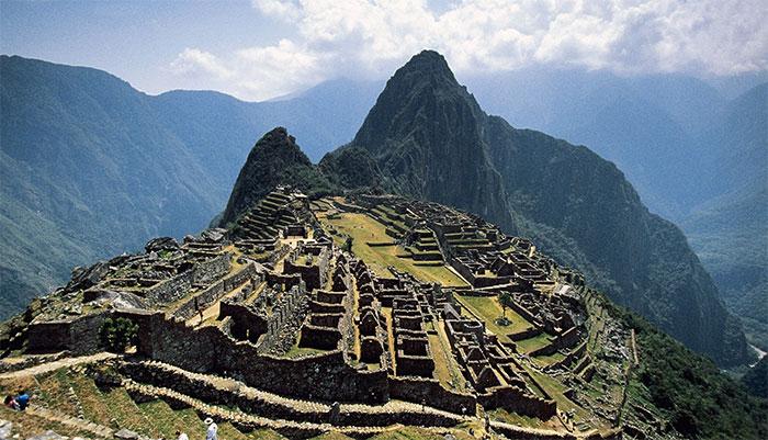 Tàn tích Machu Picchu được cho xây dựng bởi người ngoài hành tinh.