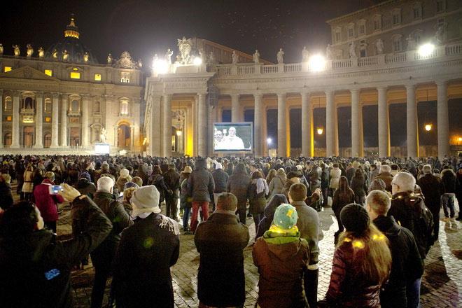 Tòa thánh Vatican, Italy