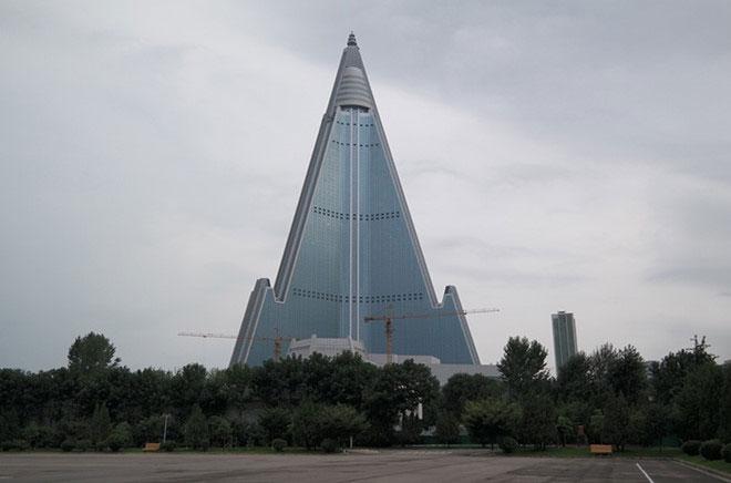 Khách sạn Ryugyong