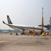 Đây là điều sẽ xảy ra nếu một chiếc máy bay bất ngờ nâng bánh lên khi đã bắt đầu tiếp đất