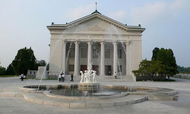 Nhà hát Moranbong