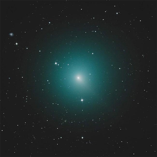 Sao chổi 46P/Wirtanen sẽ tỏa ánh sáng xanh lá cây tuyệt đẹp