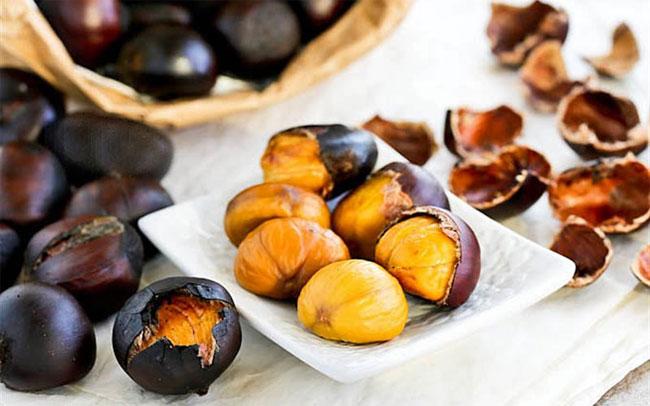 Người bị bệnh dạ dày nên hạn chế ăn hạt dẻ