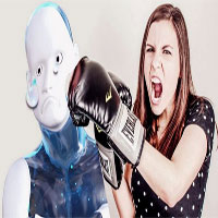 Nghiên cứu mới giúp robot cảm nhận được sự đau đớn giống con người