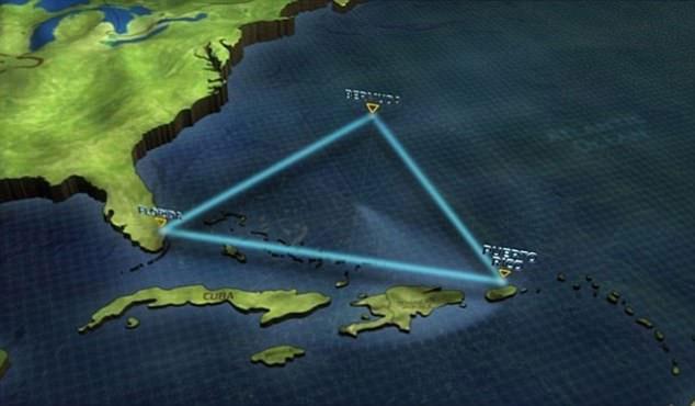 Tam giác Bermuda.