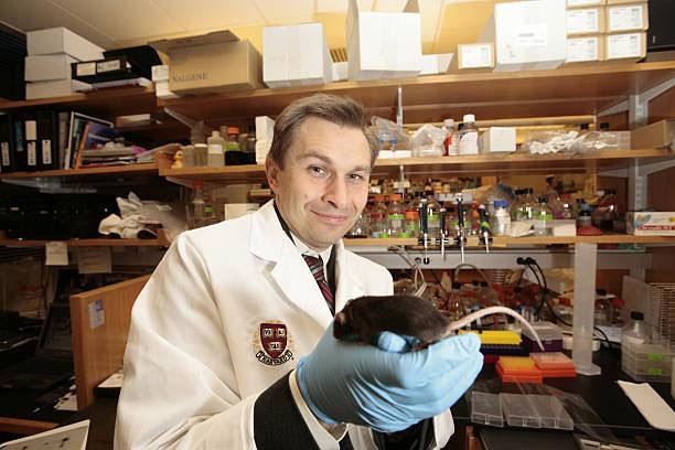 David Sinclair, một trong những nhà nghiên cứu nổi tiếng thế giới trong lĩnh vực tuổi thọ con người.