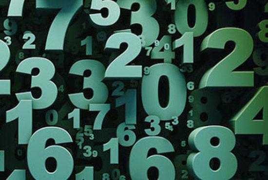 Việc phát minh cũng như đặt tên các con số được tuân theo những quy luật một cách thú vị.