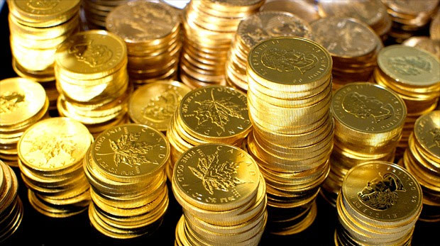 Đồng tiền vàng đầu tiên được những người sống ở Lydia (một phần của Thổ Nhĩ Kỳ) sử dụng vào khoảng 560 năm TCN.