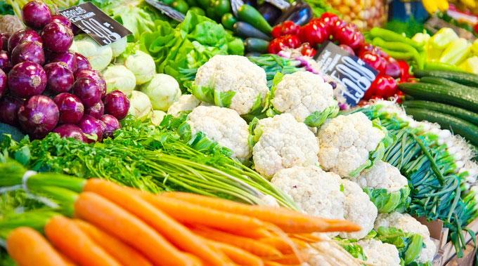 Lượng rau xanh nên ăn