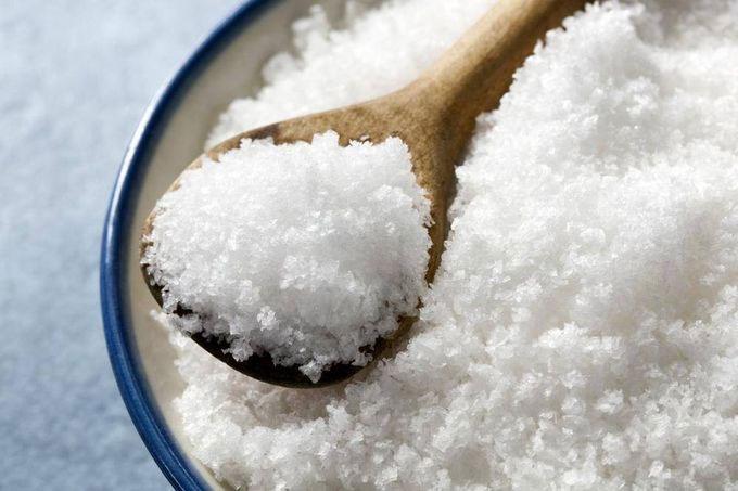Lượng muối nên hấp thụ