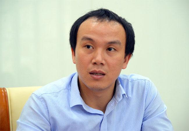 TS Hoàng Phúc Lâm - Phó giám đốc Trung tâm dự báo KTTV quốc gia.
