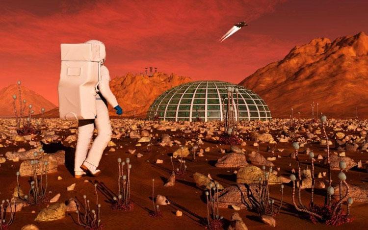 Elon Musk, mới đây cho biết khoảng 70% là ông sẽ du hành tới sao Hỏa.