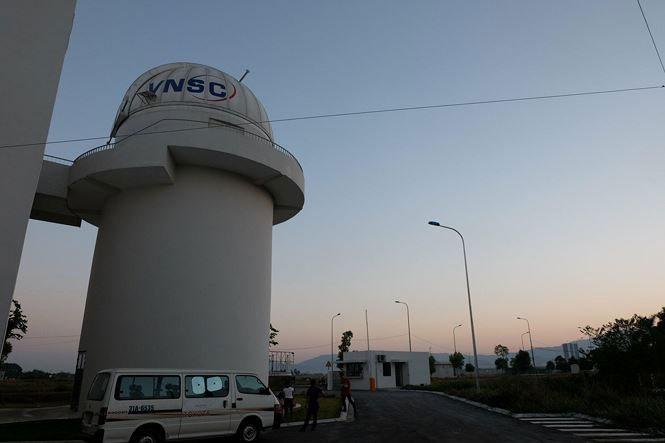 Nơi đặt Kính thiên văn đường kính 0,5m