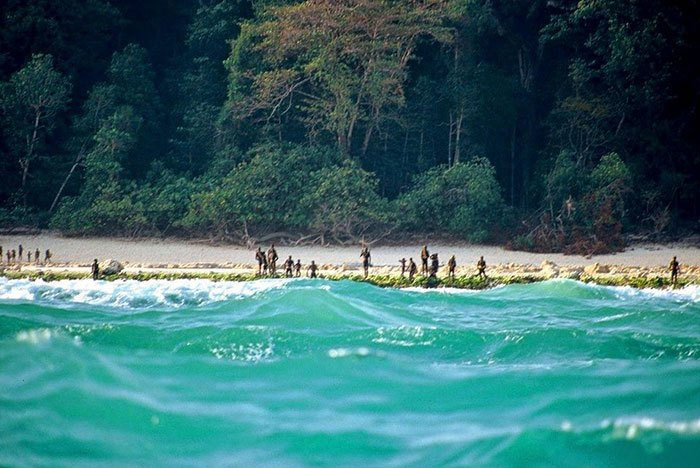 Bộ lạc trên quần đảo andaman