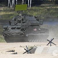 Sức mạnh đáng gờm của tổ hợp tên lửa phòng không Tor