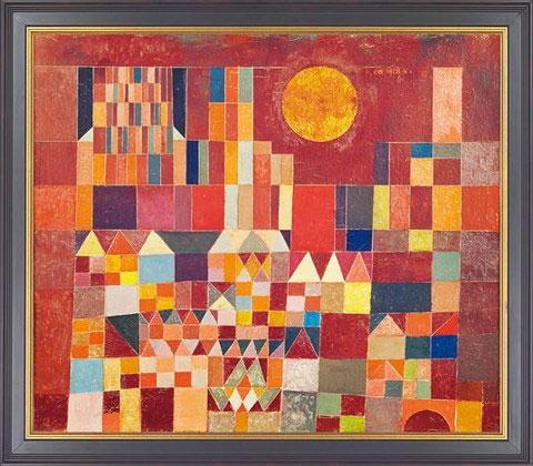Tác phẩm của Paul Klee.