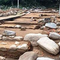 Phát lộ trung tâm tôn giáo lớn thời Trần ở Thanh Hóa