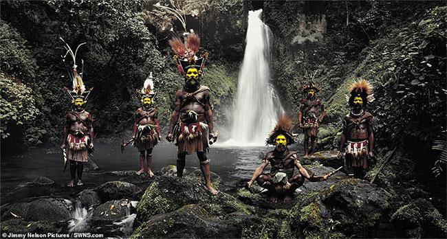 Bộ lạc Huli