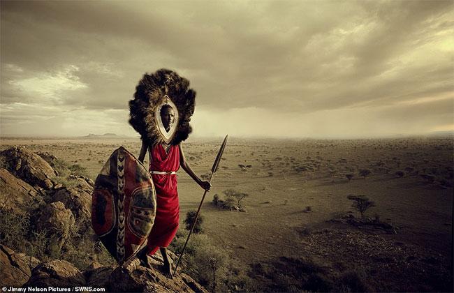 Bộ lạc Maasai