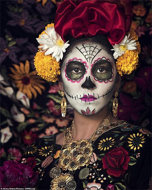 Bộ lạc Mexico