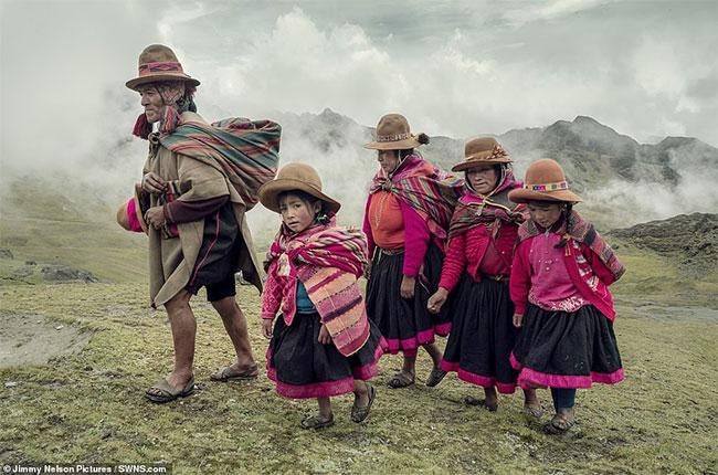 Bộ lạc Qero