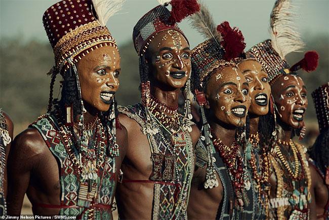 Bộ lạc Woodabe