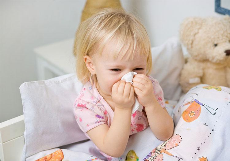 Viêm mũi là bệnh thường gặp ở trẻ nhỏ từ khoảng 6 tháng tuổi đến 7 - 8 tuổi.