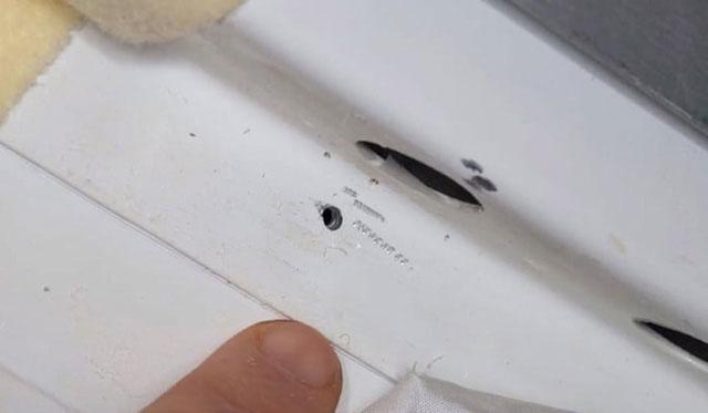 Lỗ thủng xuất hiện trên tàu Soyuz MS-09