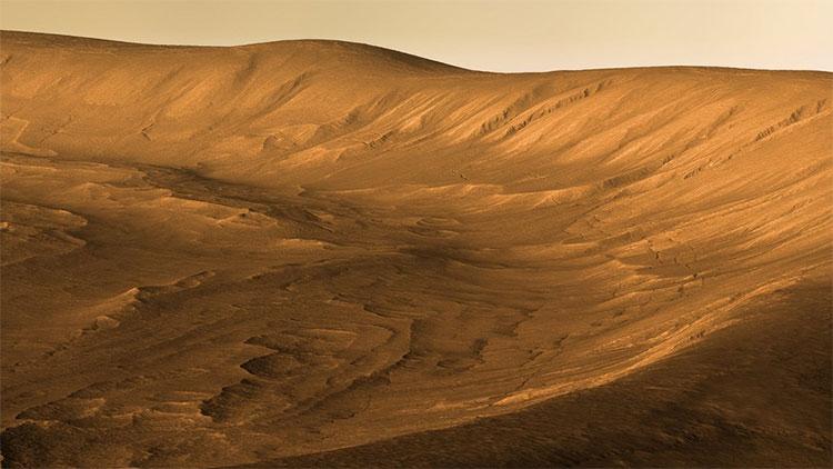 Miệng hố va chạm ở Đồng bằng Utopia, Sao Hỏa