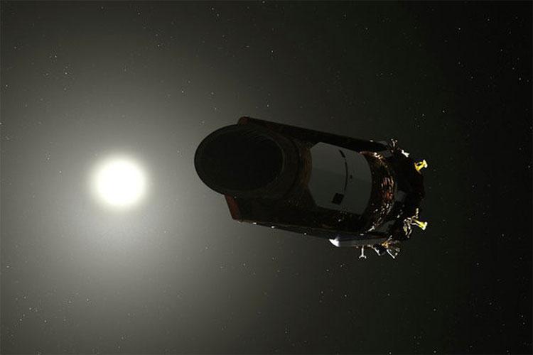 Kính Kepler dừng hoạt động vì cạn nhiên liệu.