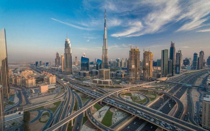 Dubai cực giỏi trong việc mô phỏng cảnh vật ngoài trời bên trong nhà.