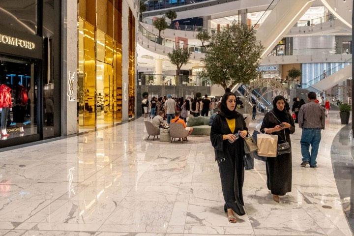 Sự hình thành các không gian điều tiết khí hậu liên kết với nhau là cách Dubai đối phó với biến đổi khí hậu.