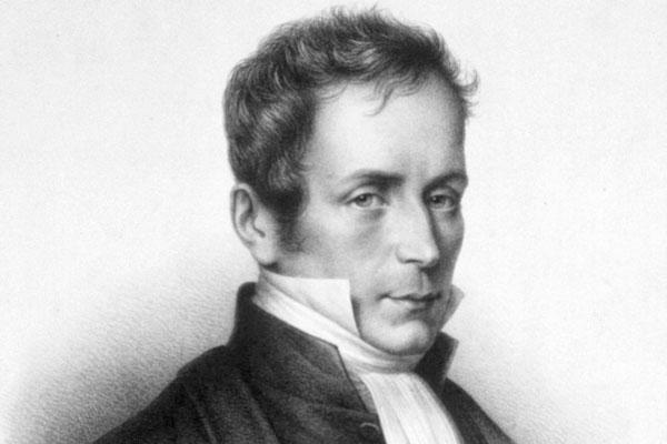 Rene Theophile Hyacinthe Laënnec (1781-1826) là bác sĩ đầu tiên trên thế giới phát minh ra ống nghe.