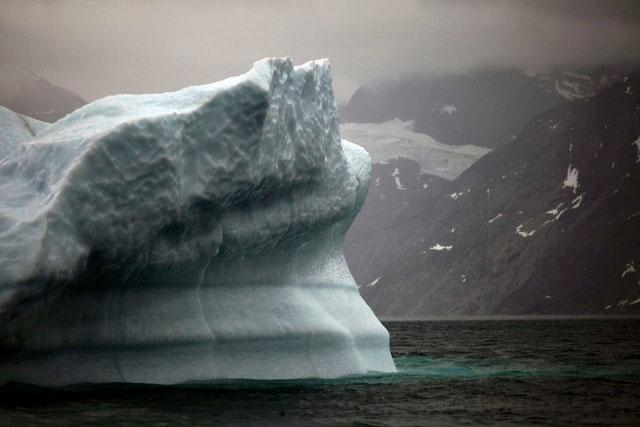 Các sông băng tại Bắc Cực tan nhanh là tác nhân lớn nhất trên thế giới khiến mực nước biển dâng cao
