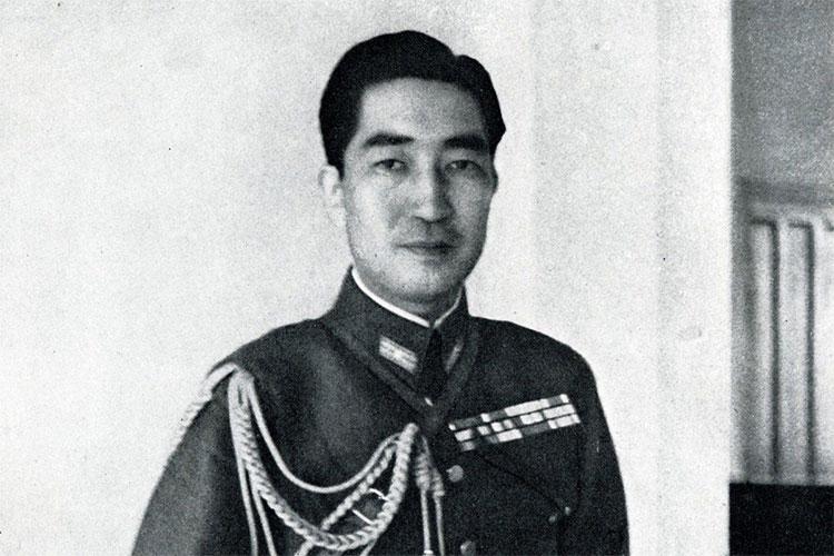 Hoàng tử Nhật Bản Takeda.