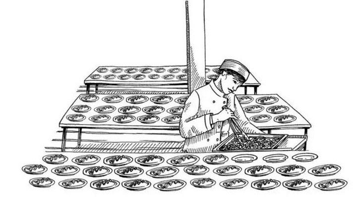 Hệ thống lưu trữ thức ăn
