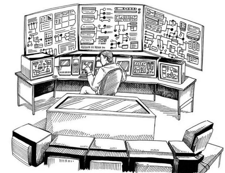 Phòng điều khiển