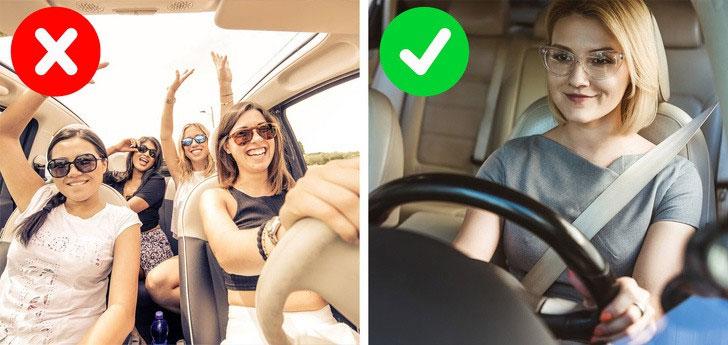 """Nghe nhạc """"quẩy"""" khi lái xe là cực kỳ nguy hiểm"""