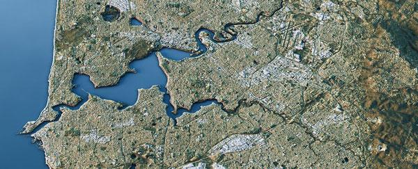 Xói mòn sông là tác nhân địa chất gây ra động đất