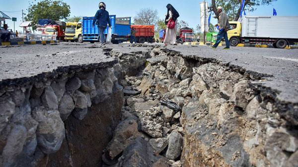 Hậu quả động đất